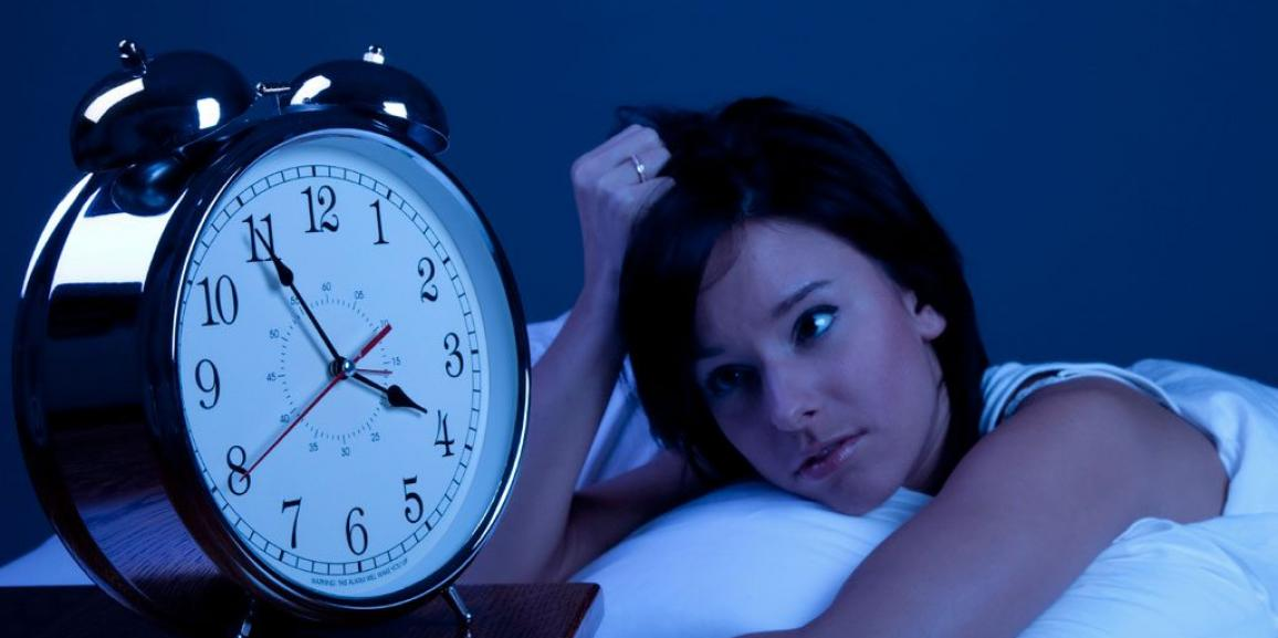 «No puedo dormir»