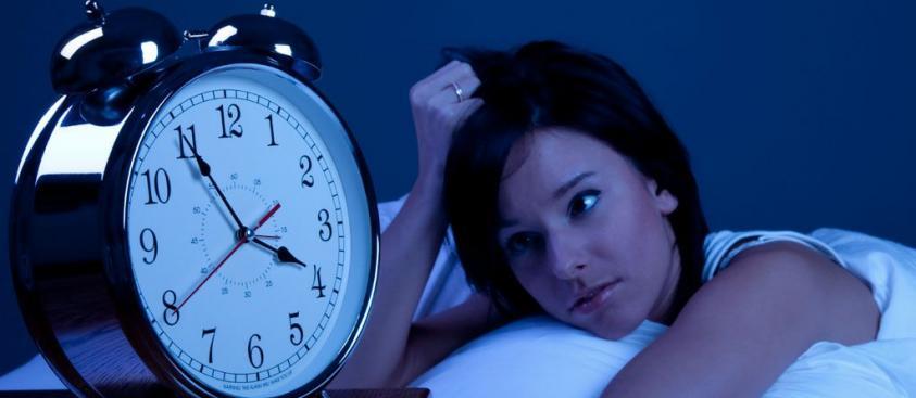 Dificultades de sueño