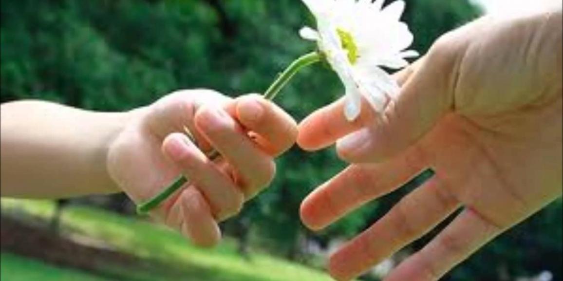 El poder de la amabilidad para mejorar las relaciones.